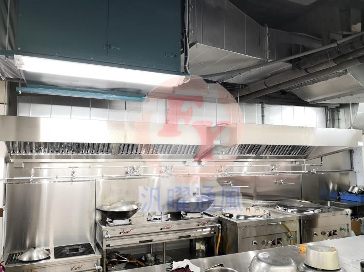廚房油煙風管工程