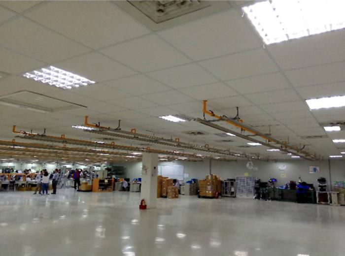 製程管路規劃施工