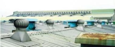 負壓屋頂通風設備0933-421-910