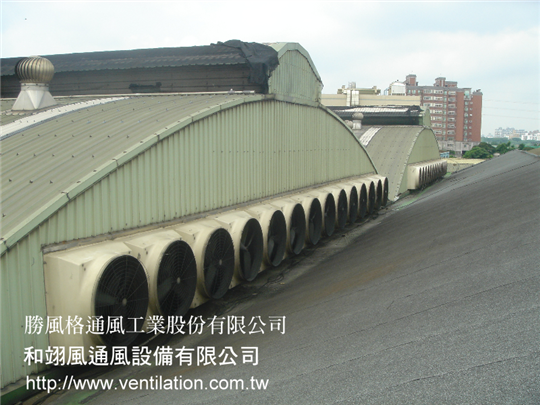 廠房屋頂通風施工0933-421-910