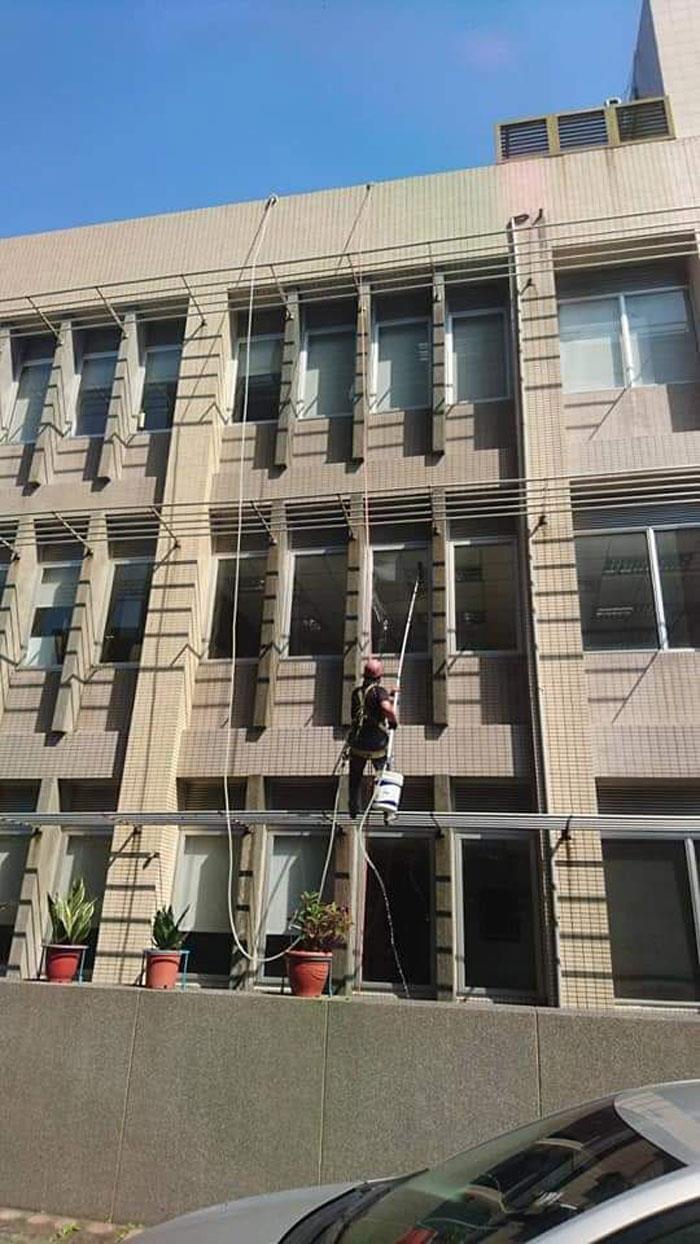 新北市外牆清洗