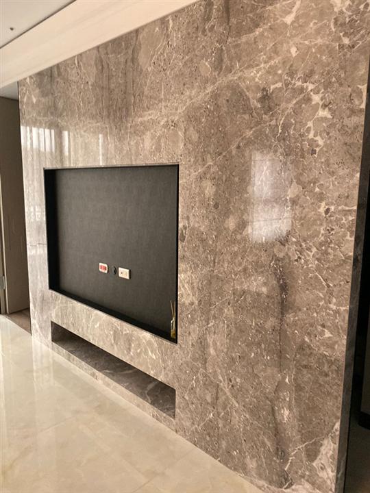 電視牆面石材工程