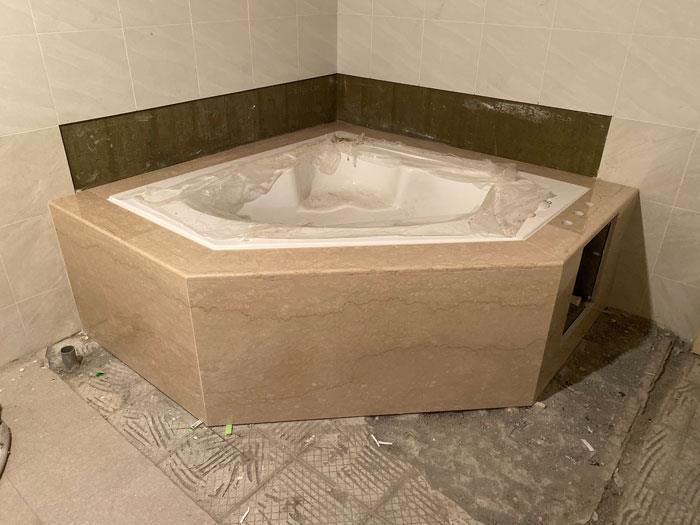 浴缸石材工程