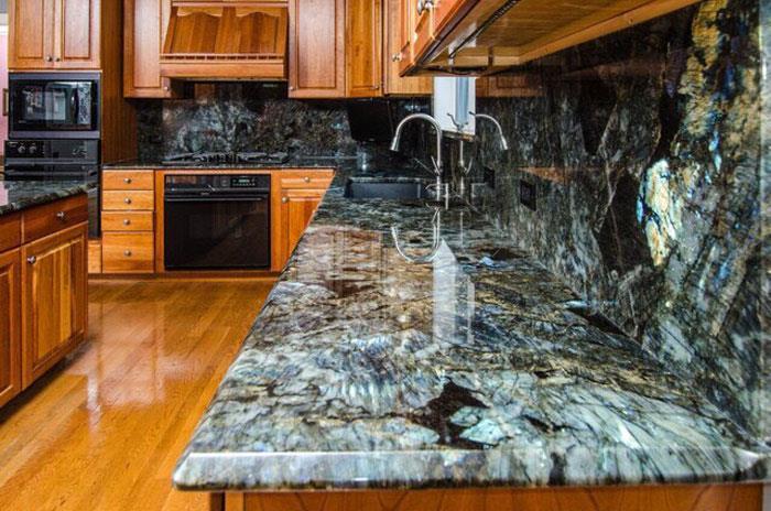 廚房檯面石材工程