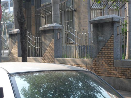 大台北圍籬欄杆工程