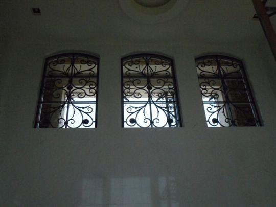 窗框鍛造工程
