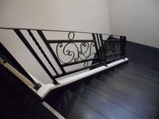 樓梯扶手鍛造工程