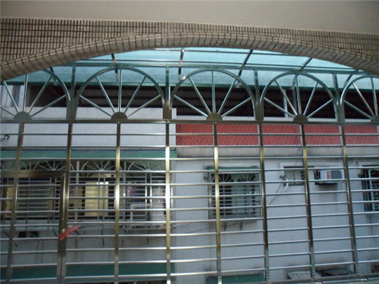 新北市鐵窗工程