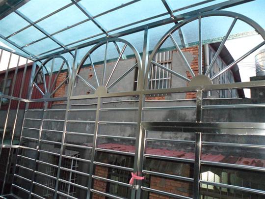 大台北鐵窗工程
