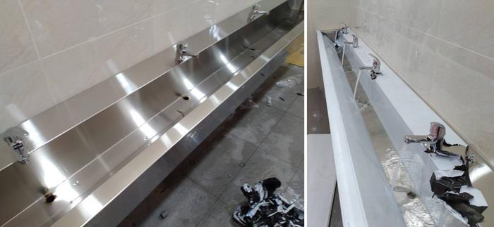不銹鋼洗手槽