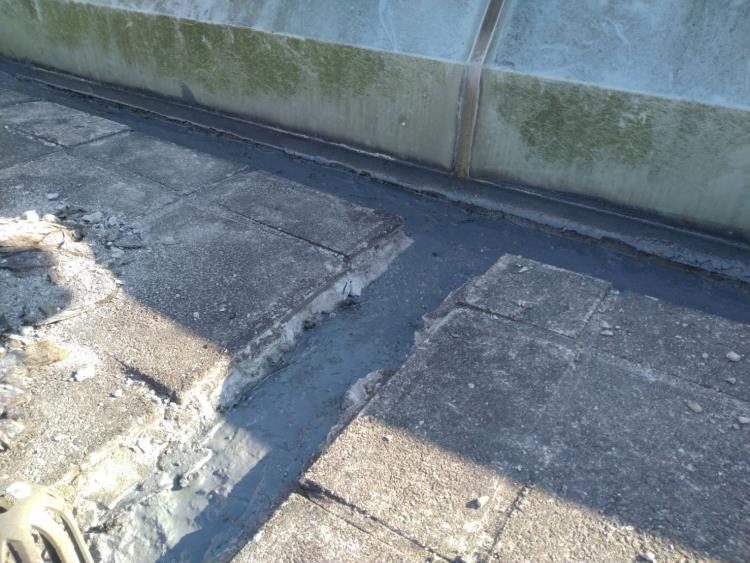 屋頂排水工程