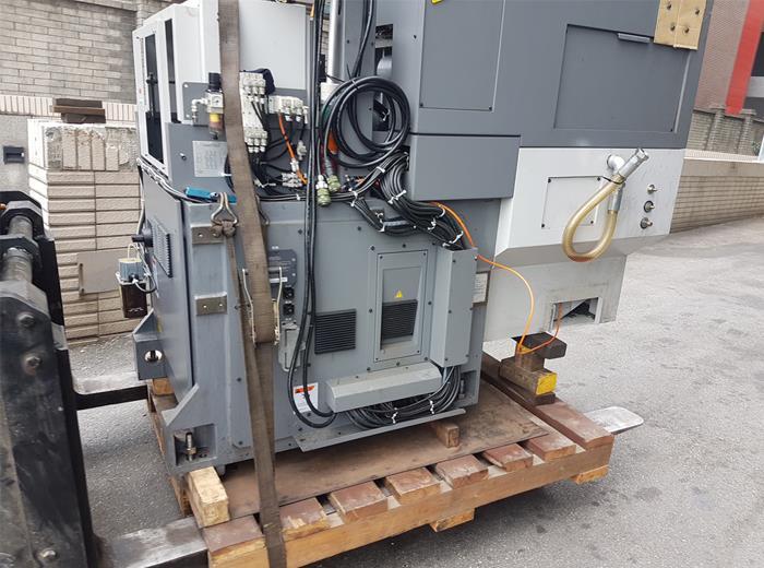 廠房機器設備搬運