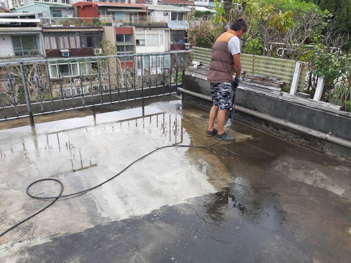 大台北頂樓防水