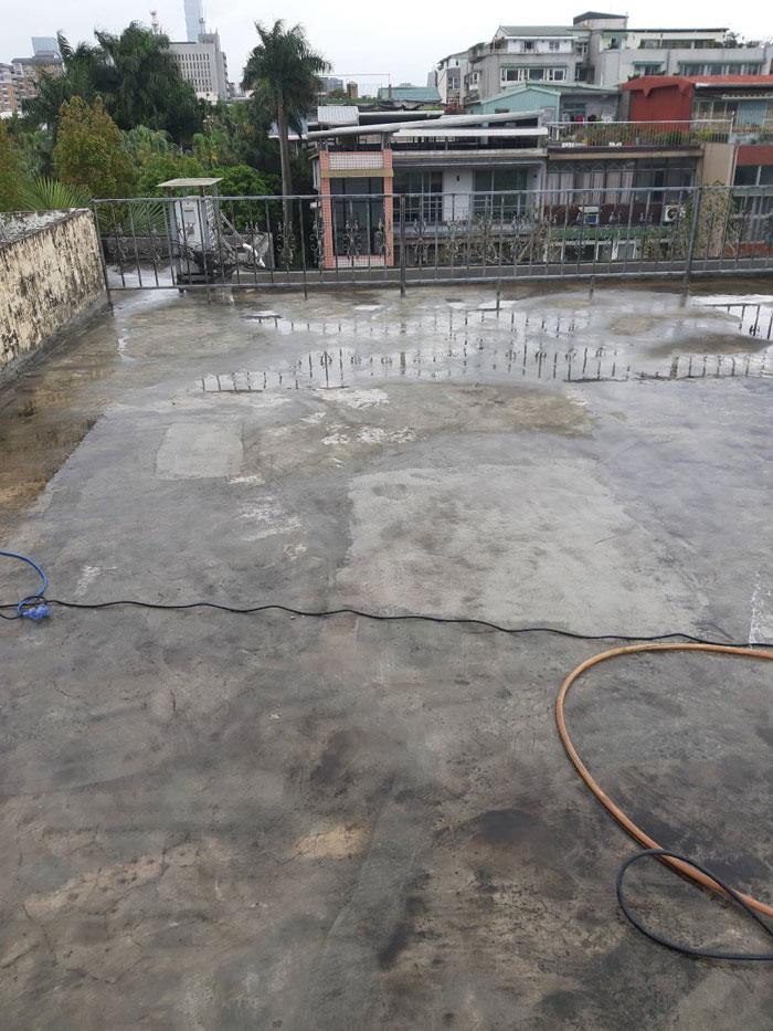 板橋區頂樓防水