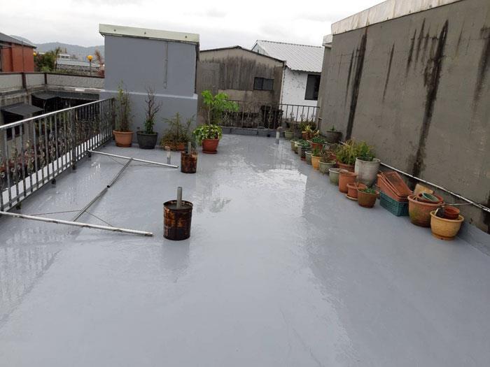 頂樓包覆式防水工程