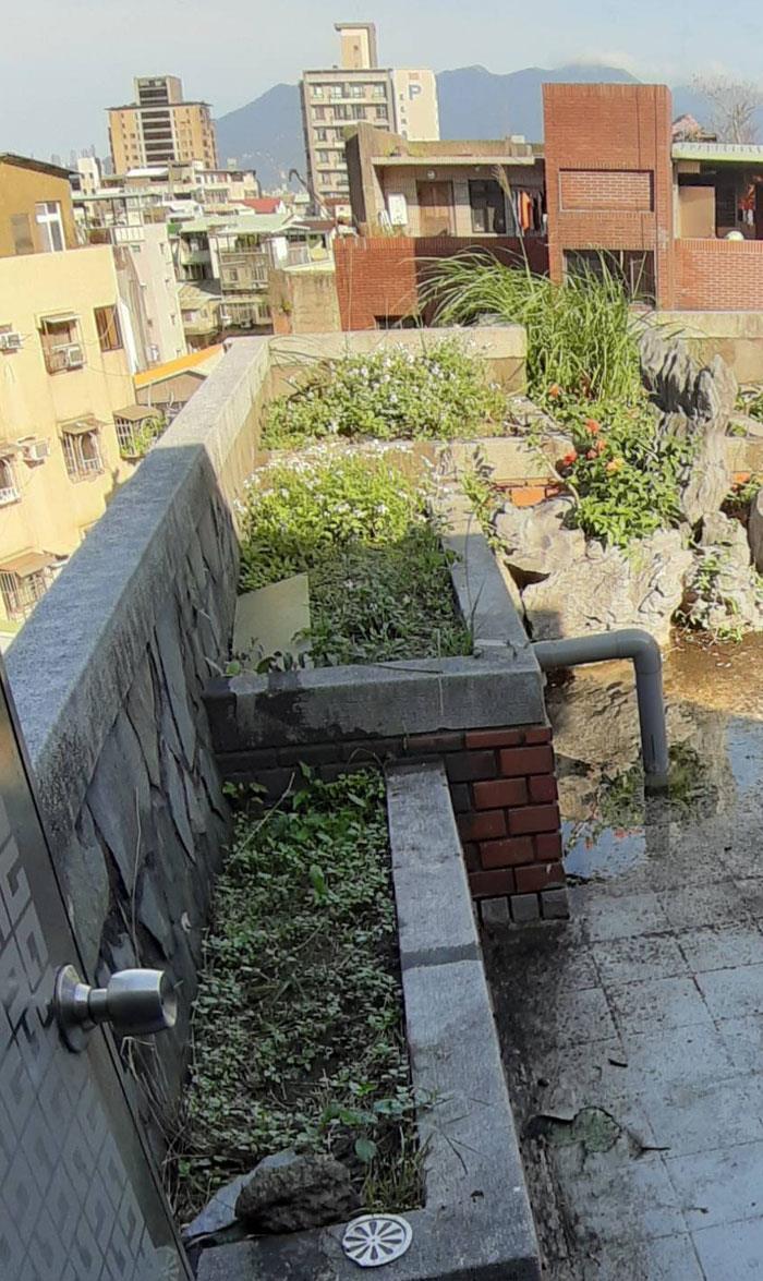 花圃防水工程
