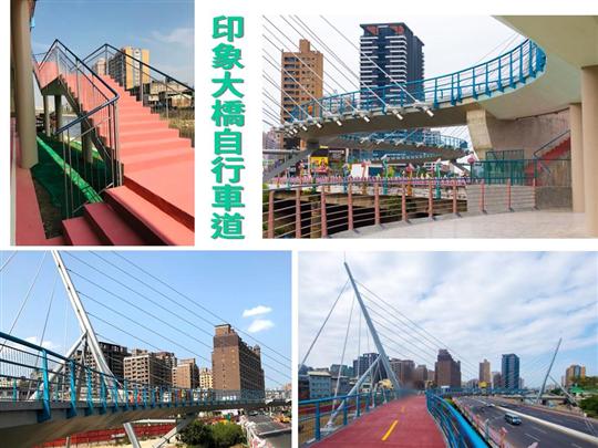 印象大橋自行車道 <2020年2月>