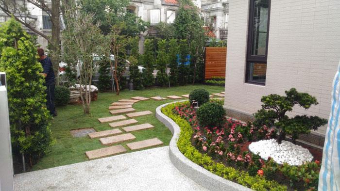 草皮/綠籬造景工程