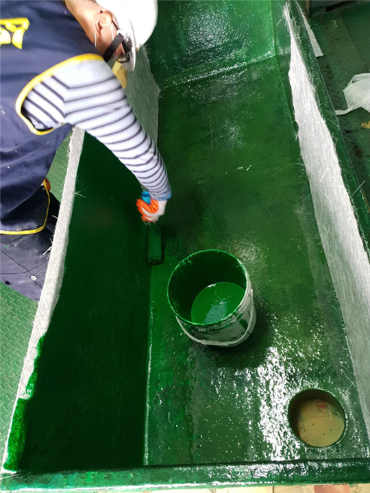 FRP桶槽包覆