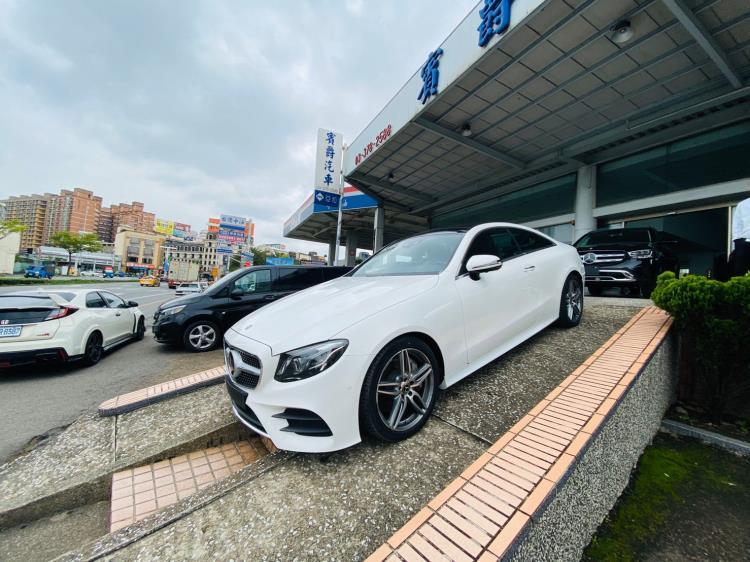 2019 M-BEZN E300 2D AMG 歐規 全新車