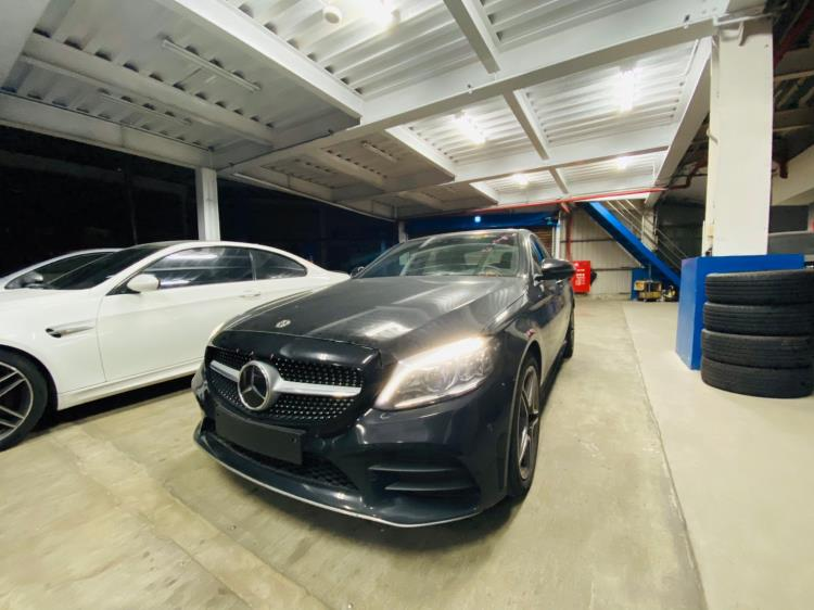 2019 M-BENZ C300 AMG  歐規 新車