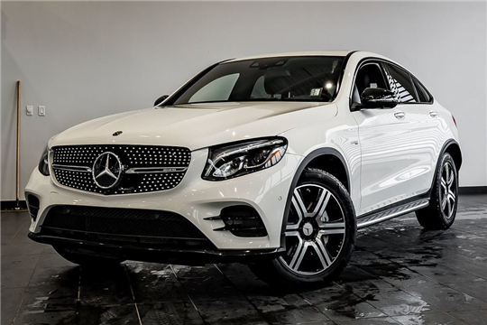 2017 M-BENZ GLC43 coupe 未領牌