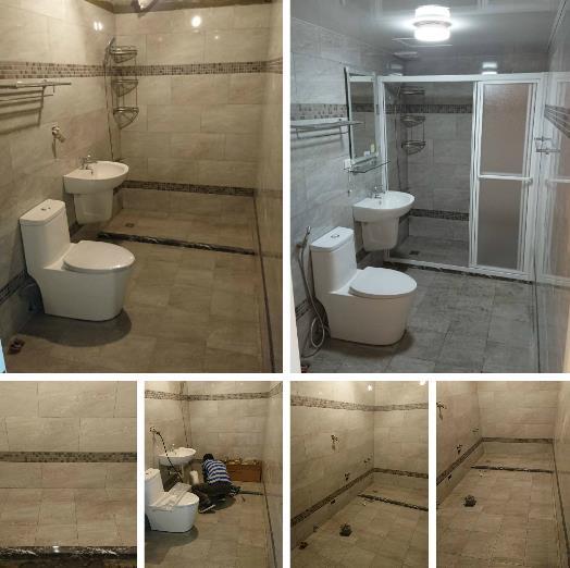 13-淡水浴廁隔間、浴室修改