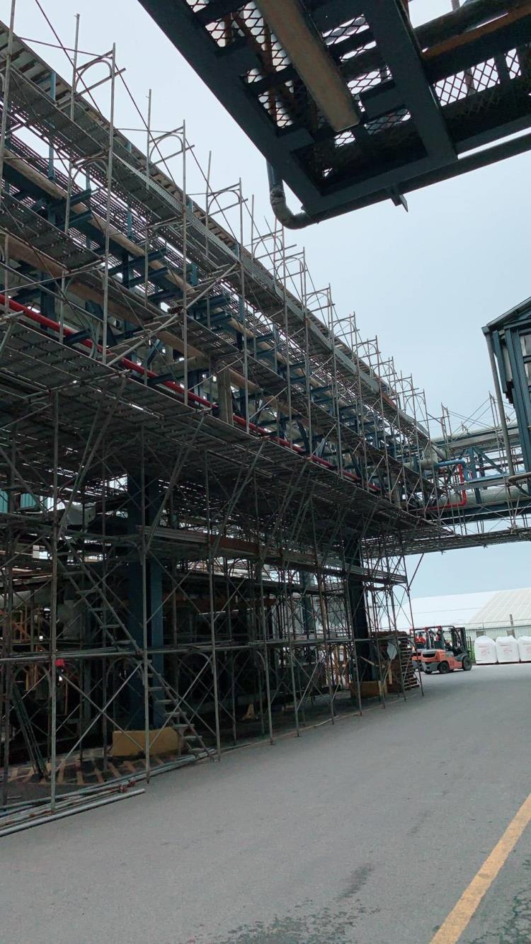 鋼管鷹架工程、鷹架工程、施工架