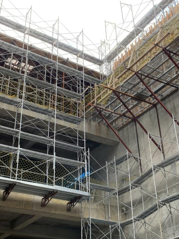 重型支撐架、臨時鷹架工程、支撐架施工