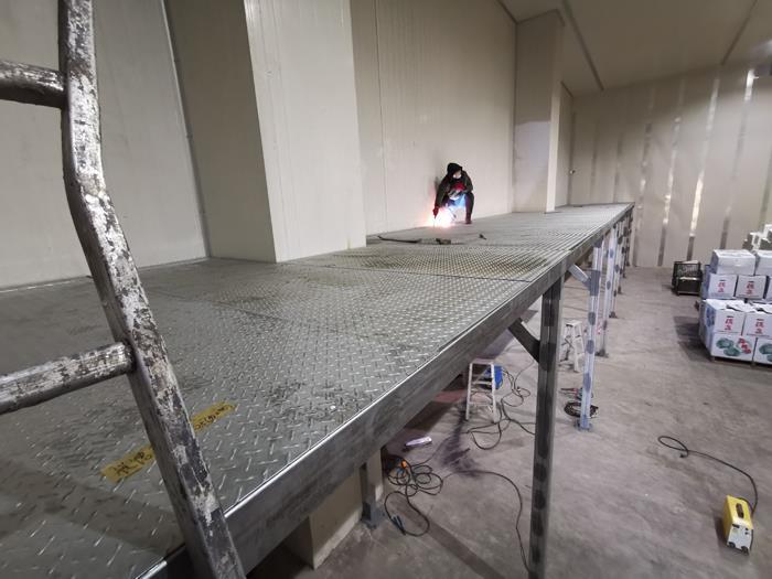 11-桃園鋼架工程、桃園鐵件訂製0937-575-000