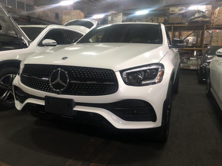 2020 M-BENZ GLC300 COUPE