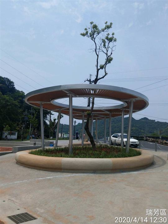 造型圓鋼管結構