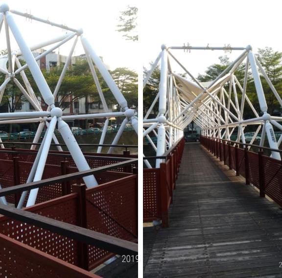 造型鋼構橋梁