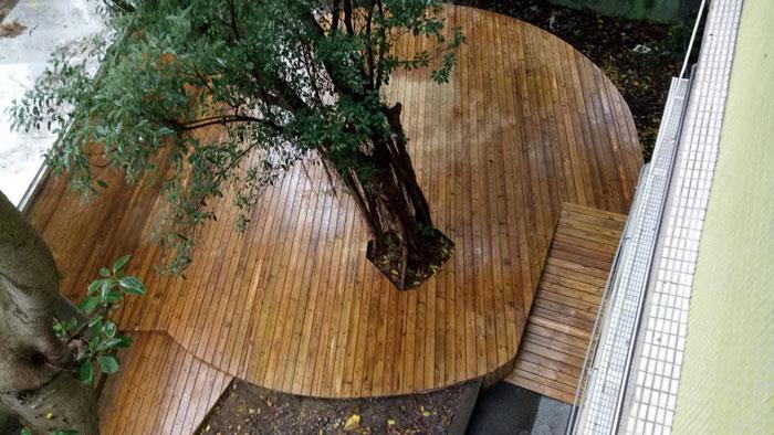 木平台-南方松
