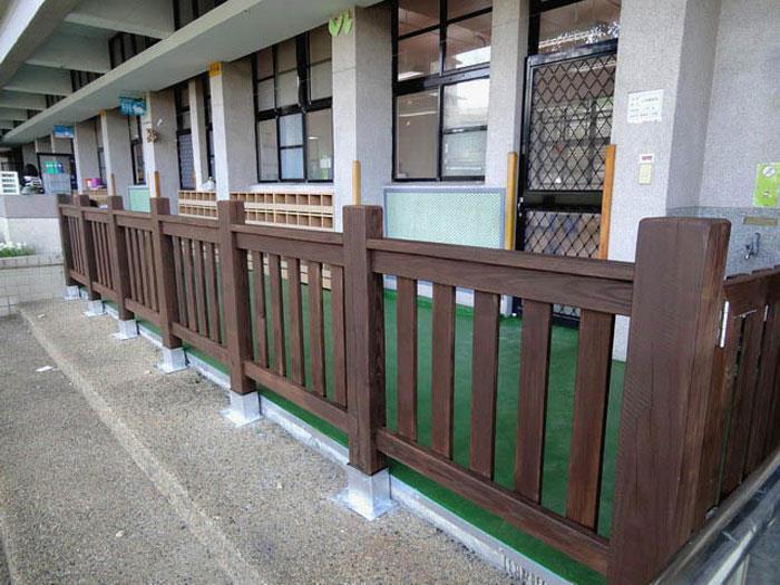 欄杆-南方松
