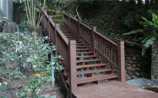 階梯、欄杆-鋼構-卡伯冰片