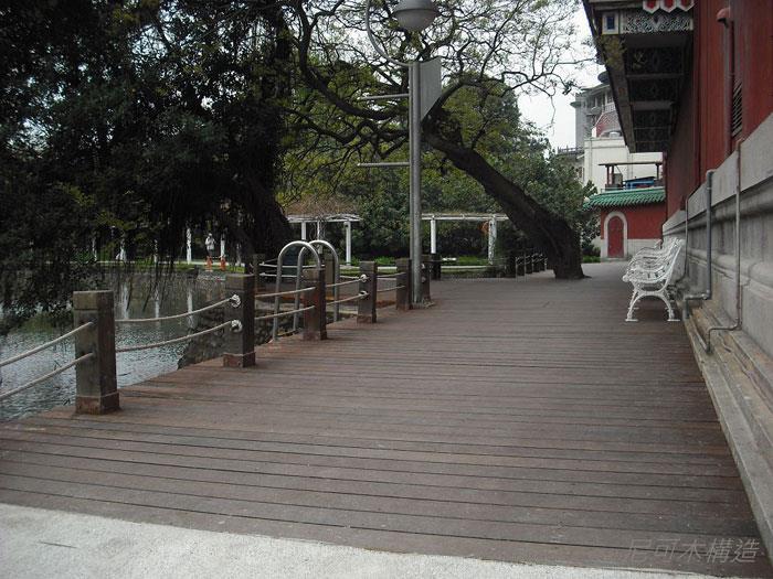 棧道-太平洋鐵木