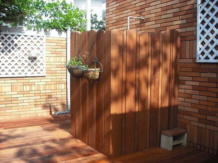 庭園地板、圍籬-太平洋鐵木