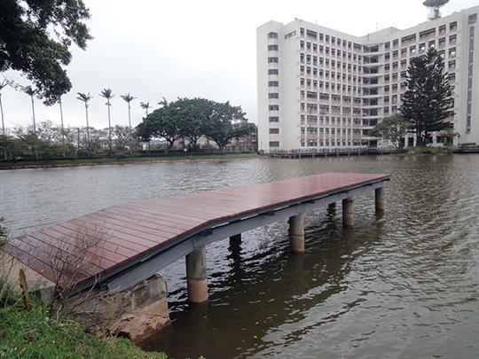 碼頭棧道-鋼構-婆羅洲鐵木
