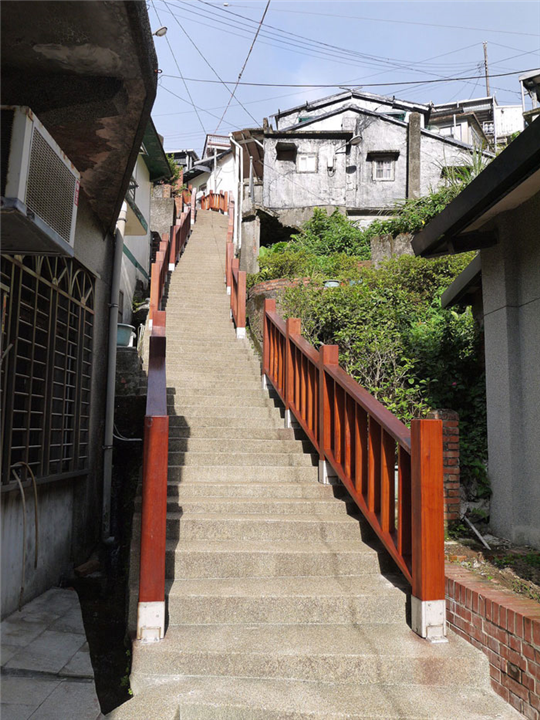 欄杆-婆羅洲鐵木