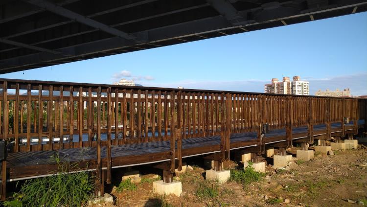 棧道-自行車道工程