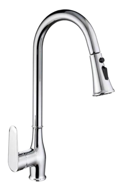 TKD01-觸控廚房用抽拉式電子水龍頭