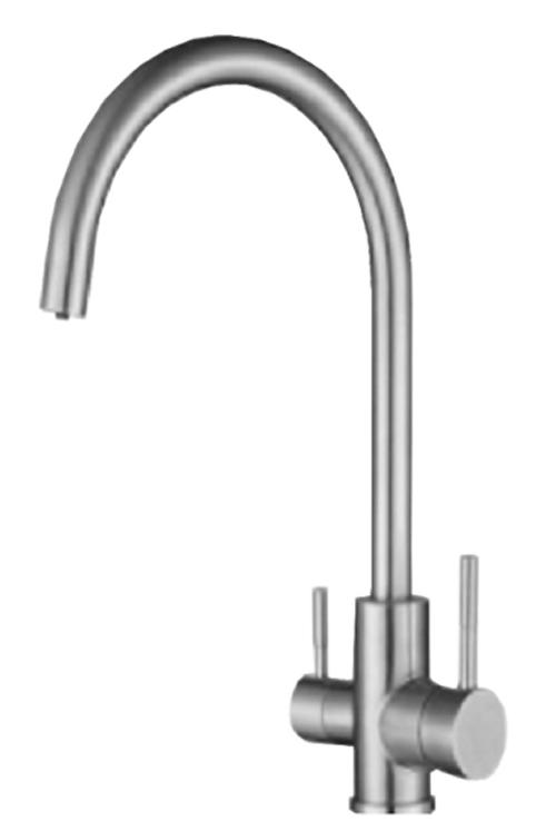 TRS03-觸空廚房用電子水龍頭結合RO過濾水