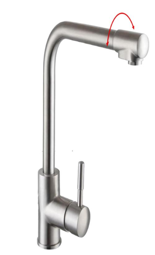 TKS04-觸控廚房用電子水龍頭