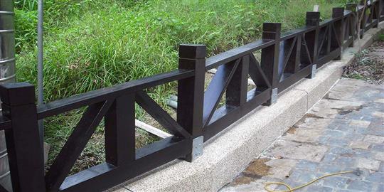 欄杆-太平洋鐵木