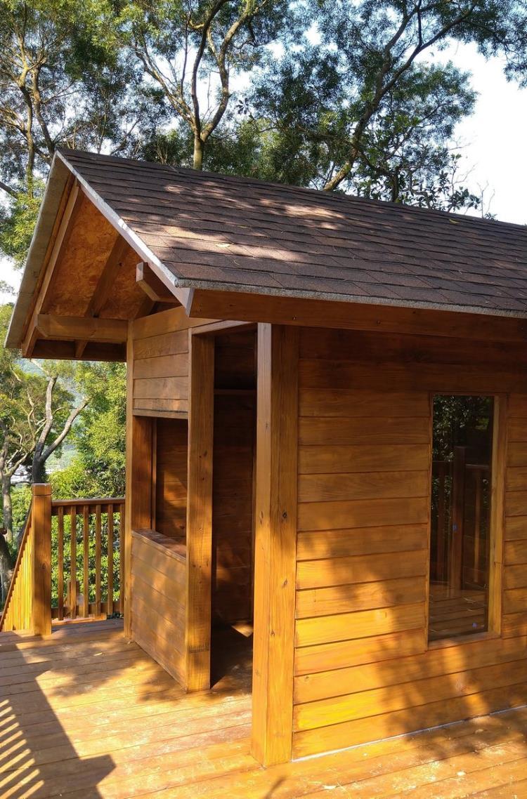 木屋-可樂瓦