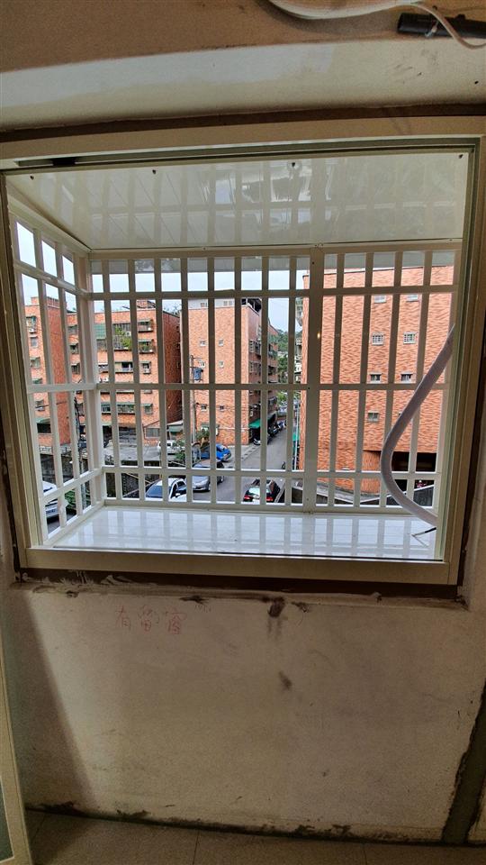 正興玻璃 - 鋁門窗