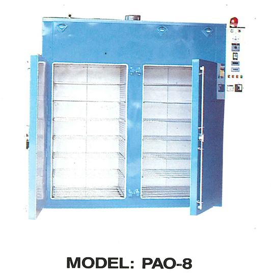 精密型熱風烤箱PAO-8