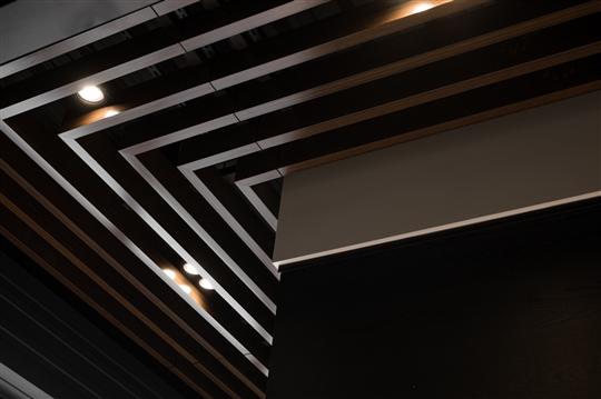 天花板造型格柵