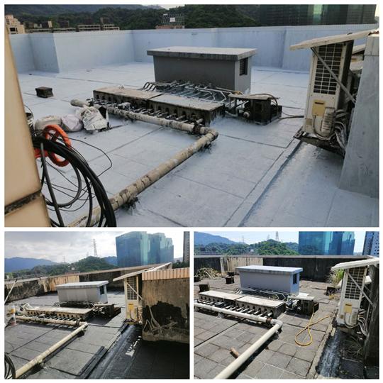 頂樓防水施工